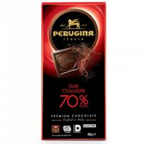 Tablete de Chocolate Amargo Dark 70% 86g - Perugina -