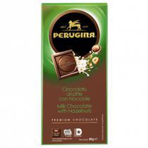 Tablete de Chocolate Ao Leite Avelã Milk Hazelnuts 86g - Perugina -