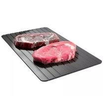 Tabua Cozinha Degelo Descongelar Carne Metal Defrost - Bb