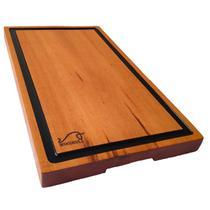 Tábua de corte churrasco madeira maciça  tacr0001 - Woodbull