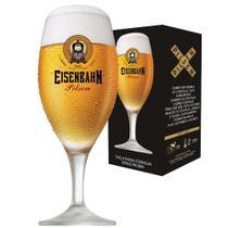 Taça de Cerveja Eisenbahn Cristal Pilsen 400ml -