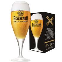 Taça de Cerveja Eisenbahn Institucional 400ml -