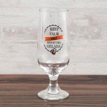 Taça de Cerveja Keep Calm 300mL - Unika -