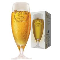 Taça de Cerveja Petra Aurum Cristal 380ml -