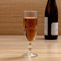 Taça de Champanhe Country de Vidro 160 ml - Etna