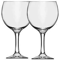 Taça De Gin De Vidro Com 2 Unidades- NADIR FIGUEIREDO -
