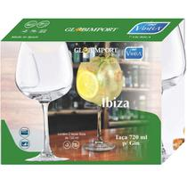 Taça de Gin Vidro 620ml Ibiza - 2 Unidades - Vicrila