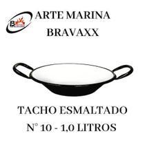 tacho esmaltado n10 - Bravaax