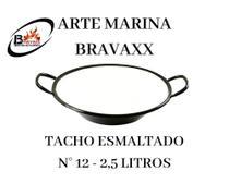Tacho esmaltado n12 - Bravaax
