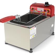 Tacho Fritadeira Elétrica 127v Em Aço Inox Escovado 3 Litros - Progás