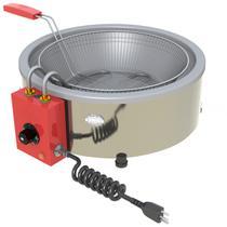 Tacho Fritadeira Elétrica Industrial Progas 7Litros Aço Inox 127V - Progás