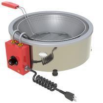 Tacho Fritadeira Elétrica Industrial Progas 7Litros Aço Inox 220V - Progás