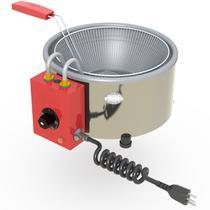 Tacho Fritadeira Elétrica Profissional Progas 3l em Aço Inox 127v - Progás