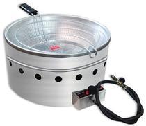Tacho Fritador 5 L Alta P. Metalcubas Tfrg05 Gás -