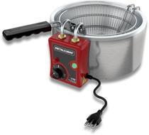 Tacho fritador elétrico 5 litros 127v tfre05 - Met