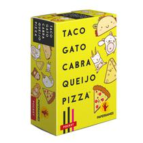 Taco Gato Cabra Queijo Pizza - Papergames