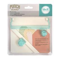 Tag Punch Board We R - Ferramenta de Tags - Wer