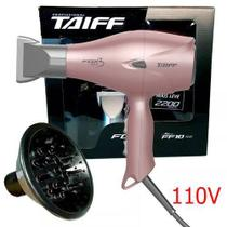 Taiff kit 127v - sec fox ion 3 rose 2200w + difusor curves -