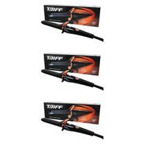 Taiff Modelador De Cachos Curves 1 Bivolt 3m (Kit C/03) -