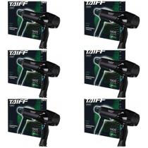 Taiff Smart 1300W Secador Capilar 220v (Kit C/06) -
