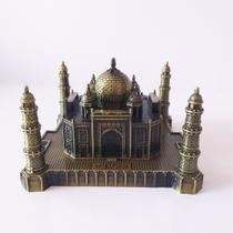 Taj Mahal de Metal 13x13 cm - China