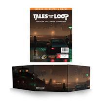 Tales from the Loop Escudo do Mestre Acessório de RPG Galapagos TFL002 -