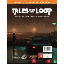 Tales From The Loop - Escudo do Mestre - Galápagos - Galápagos Jogos