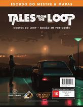 Tales From The Loop - Escudo do Mestre - Galápagos Jogos