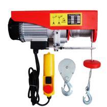 Talha Guincho Elétrica 1250 watts capacidade 350 à 700 kg, elevação de 6/12 metros - 220v - TE36 - Nagano