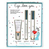 Talika Eye Love You Kit - Corretivo + Sombra + Delineador -