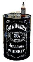 Tambor decorativo - Tema Jack Daniel's - Pintura Automotiva -