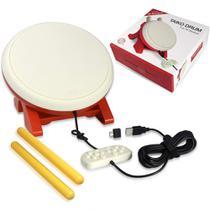 Tambor Taiko Drum Com Baquetas Para Nintento Switch E Lite - Dobe