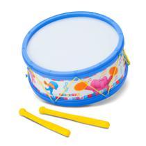 Tamborete Musical Infantil Pocoyo Rir E Aprender - Cardoso