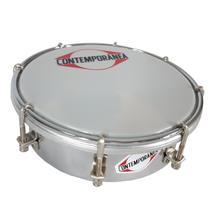Tamborim Contemporanea Light 206Lt Aluminio 06 -