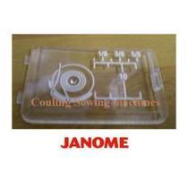 Tampa Caixa de Bobina JANOME MC 350E / ELNA 8300 -