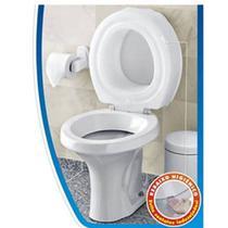 Tampa De Assento Vaso Sanitário Elevado 7,5 cm Idoso - Mebuki