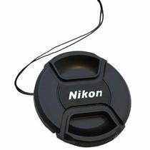Tampa Frontal para Lente Nikon 62mm -