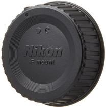 Tampa Traseira com Logo para Lente Nikon - Oem