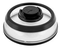 Tampa Vácuo Prato Comida Microondas Cozinha Vacuum - Grande - Não Informada