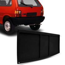 Tampão Porta Malas Fiat Uno 1984 a 2013 Preto Bagagito Acabamento Perfeito Encaixe Sob Medida - Kj