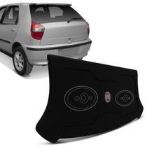 Tampão Porta Malas Palio G2 2001 a 2006 4 Portas Preto Furos 6x9 Bagagito Fácil Instalação - R-acoustic