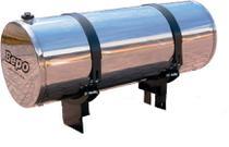 Tanque de Combustível em Inox Adicional para Atrás da Cabine - Bepo