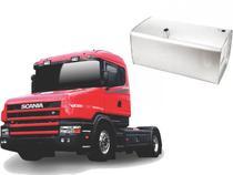 Tanque de Combustível Galvanizado 294 Litros Lado Esquerdo Scania T/R 112 / 142 - Bepo
