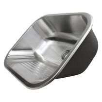 Tanque Inox  Lavand. Gourmet Sobrepor Escovado Guimmis 9145 -