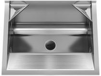 Tanque Inox Polido de Parede GhelPlus 48L - 60x50cm 500