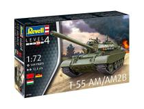 Tanque T-55 AM / AM2B 03306 - REVELL ALEMA -