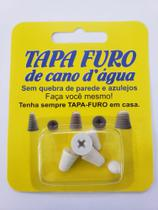 Tapa Furo de cano dágua - Oidic