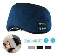 Tapa Olho Mascara De Dormir C/ Fone De Ouvido Bluetooth Recarregavel - Compra A Jato