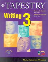 Tapestry writing 3 sb high intermediate - National geographic & cengage elt -
