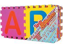 Tapete Alfanumérico - Mingone Brinquedos
